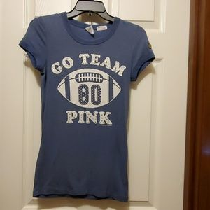 VICTORIA SECRET T-SHIRT OLD SCHOOL/BLING